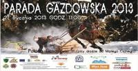 Parada Gazdowska i kumoterki 2013 – Lichajówki w Poroninie