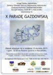 X Parada Gazdowska 2017 w Kościelisku