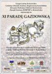 Kumoterki i Parada Gazdowska 2018 w Kościelisku